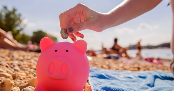 How to save for your next holiday