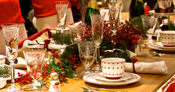 Getting your kitchen ready for Christmas