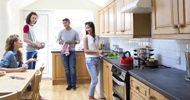 Can I get contents insurance in a shared house?