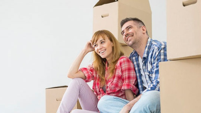 A guide to moving in together