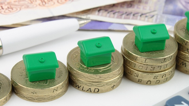 Rent costs take up half of young full-time workers' wages