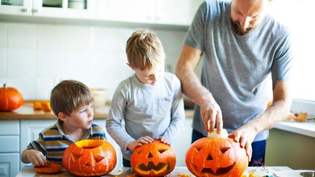Five FREE Halloween ideas the kids will love
