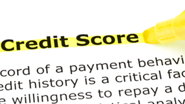 Is there a universal credit score?