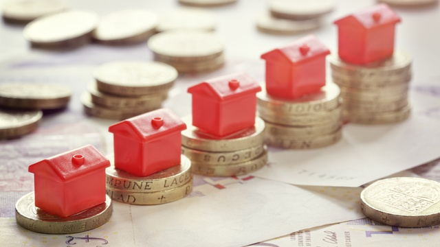 If everything rose like house prices