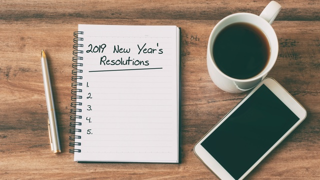 New Year's resolutions that could save you money