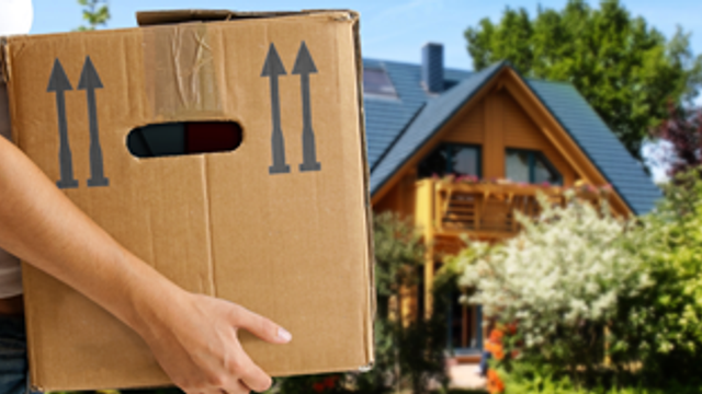 The cost of moving house