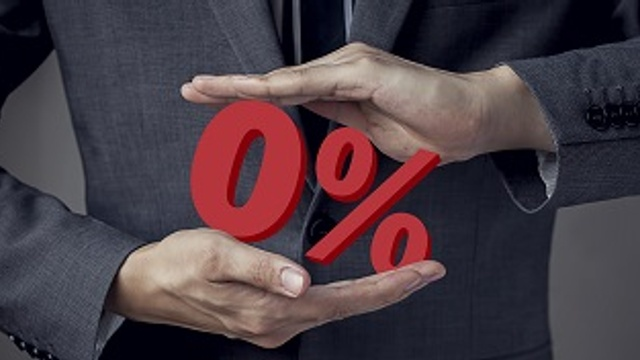What does 0% APR representative mean?