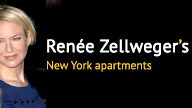 Renée Zellweger's New York apartments