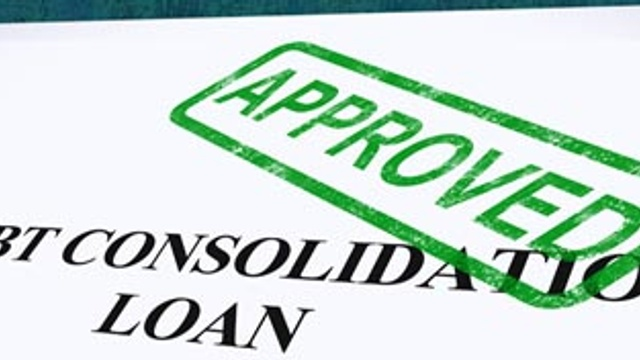 Would you consider debt consolidation?