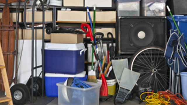 20 Top tips for de-cluttering your home