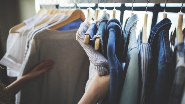 How did shopping habits change last year?
