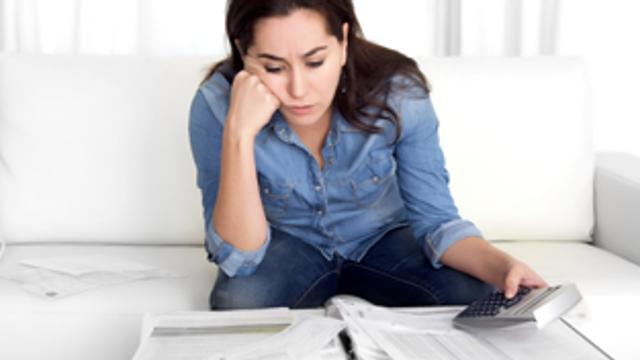 Can I borrow if I'm bankrupt?