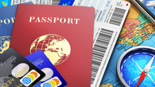 Booking a holiday? Don't forget your credit card!