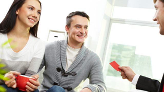 Getting an advance on a mortgage