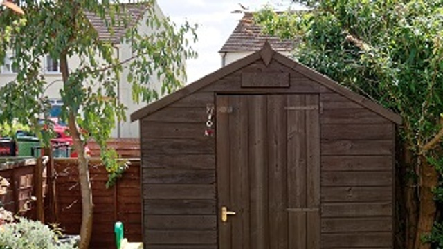 Thursday's Home Improvement Tips: Converting your shed or outbuilding