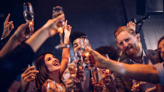 What is the average cost of a night out?
