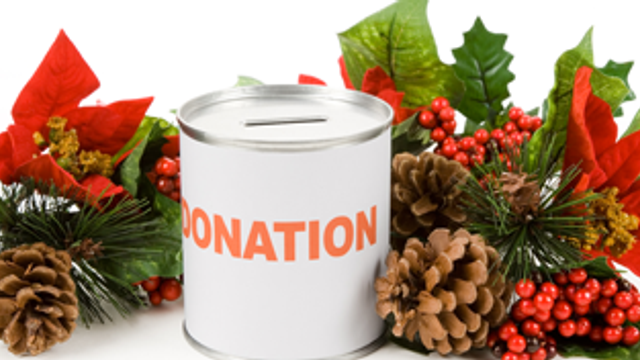 Will you be giving to charity this Christmas?
