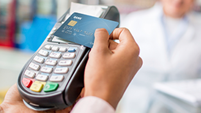 Where can you make contactless payments?