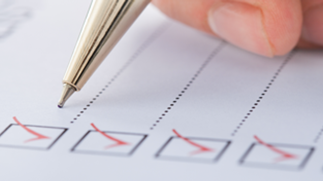 What is a mortgage valuation survey?