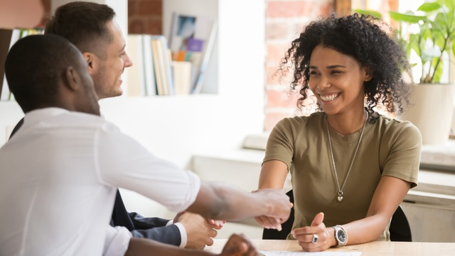 8 ways to make a successful career change