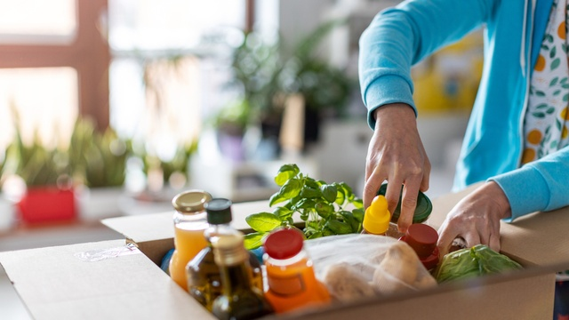 Charities ask supermarkets to stop delivery charges for 'extremely vulnerable'