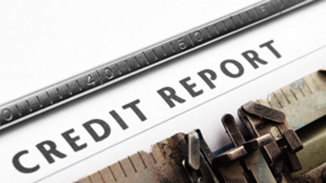 What is a statutory credit report?