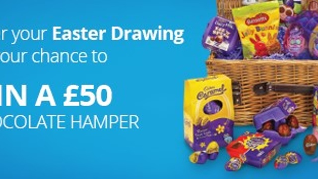 Get Creative This Easter For A Chance To Win