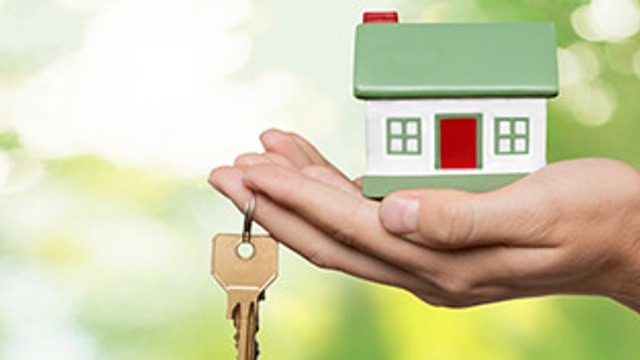 First-time buyers making the step up