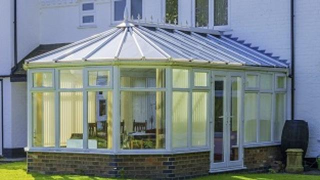 Thursday's Home Improvement Tips: Conservatory