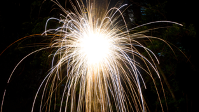 Home safety tips for Bonfire Night