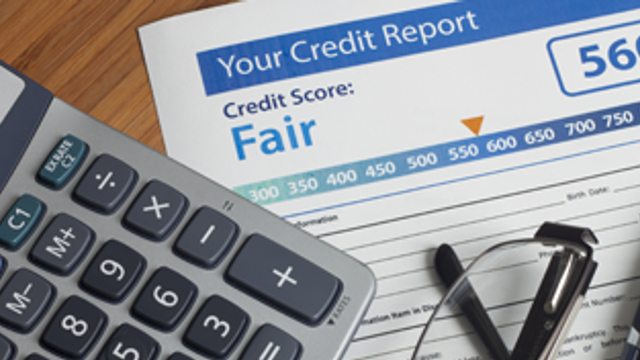 Should my mortgage be on my credit report?