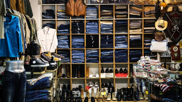 Five ways to reduce your fashion consumption