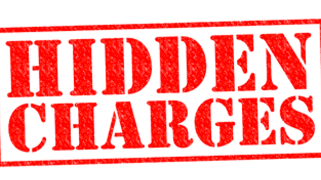 Hidden holiday charges and what to look out for