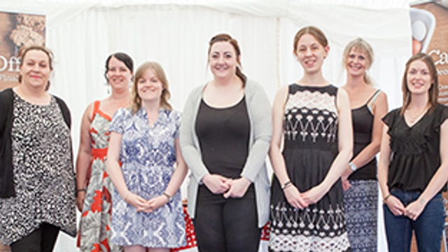 Meet our Cake Off finalists