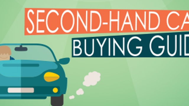A guide to buying second-hand cars