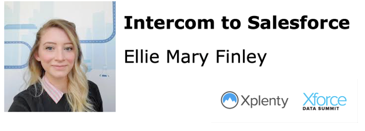 Intercom to Salesforce