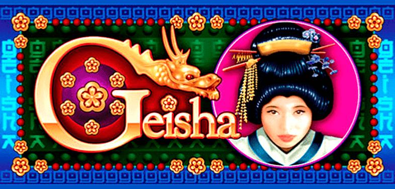Geisha game logo