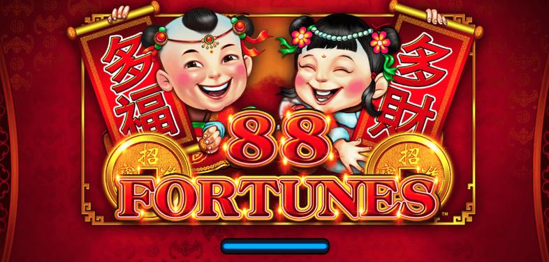 88 Fortunes Screenshot
