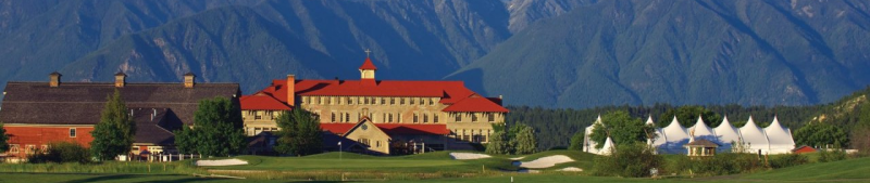 Casino du lieu de séjour St. Eugene Golf
