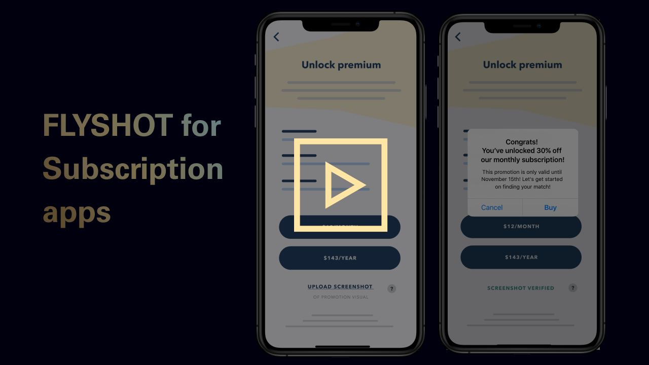 Monetizing subscription apps (iOS 14)