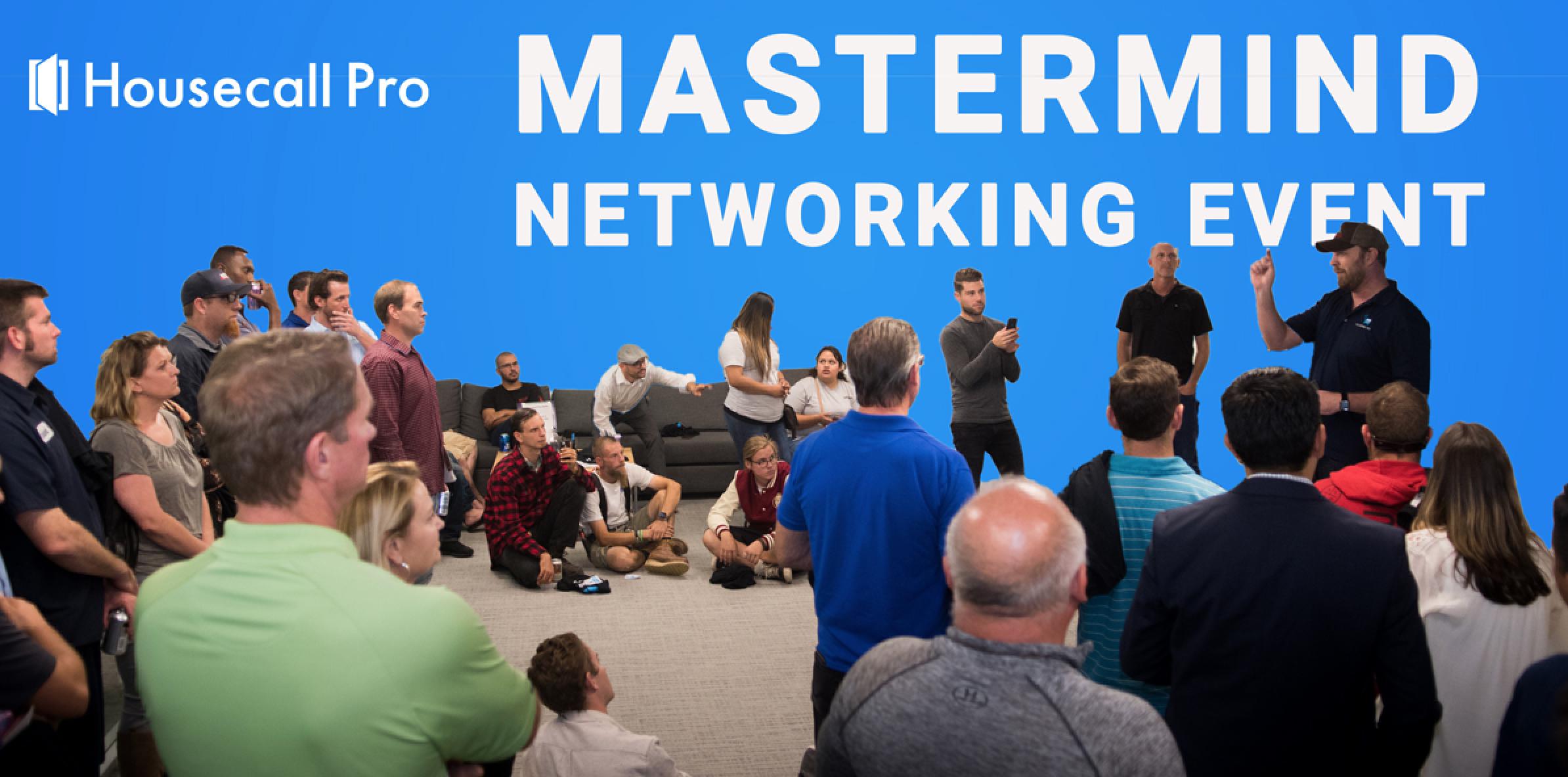 LA Mastermind event
