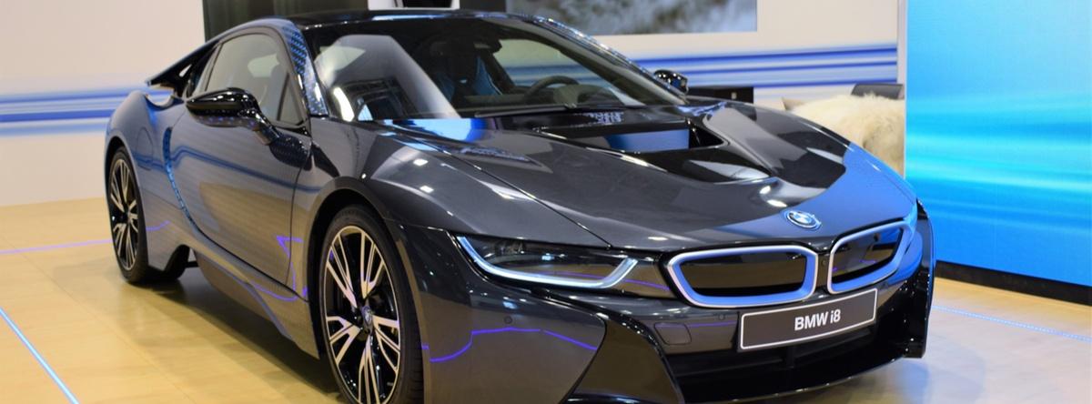 BMW i8 2017: conoce sus atributos innovadores