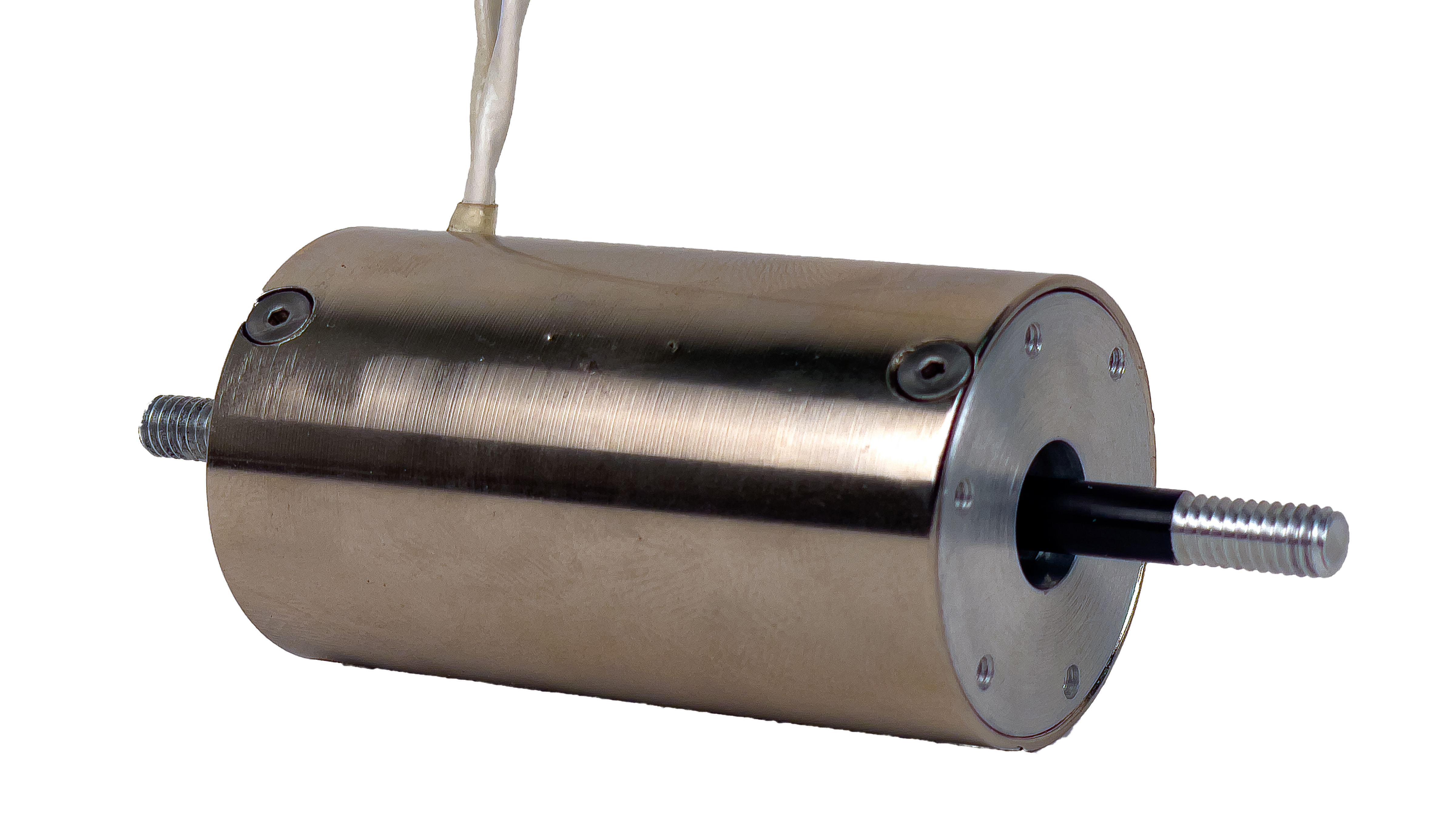 image of Vacuum Compatible Voice Coil Actuator with Integrated Thermal Sensor