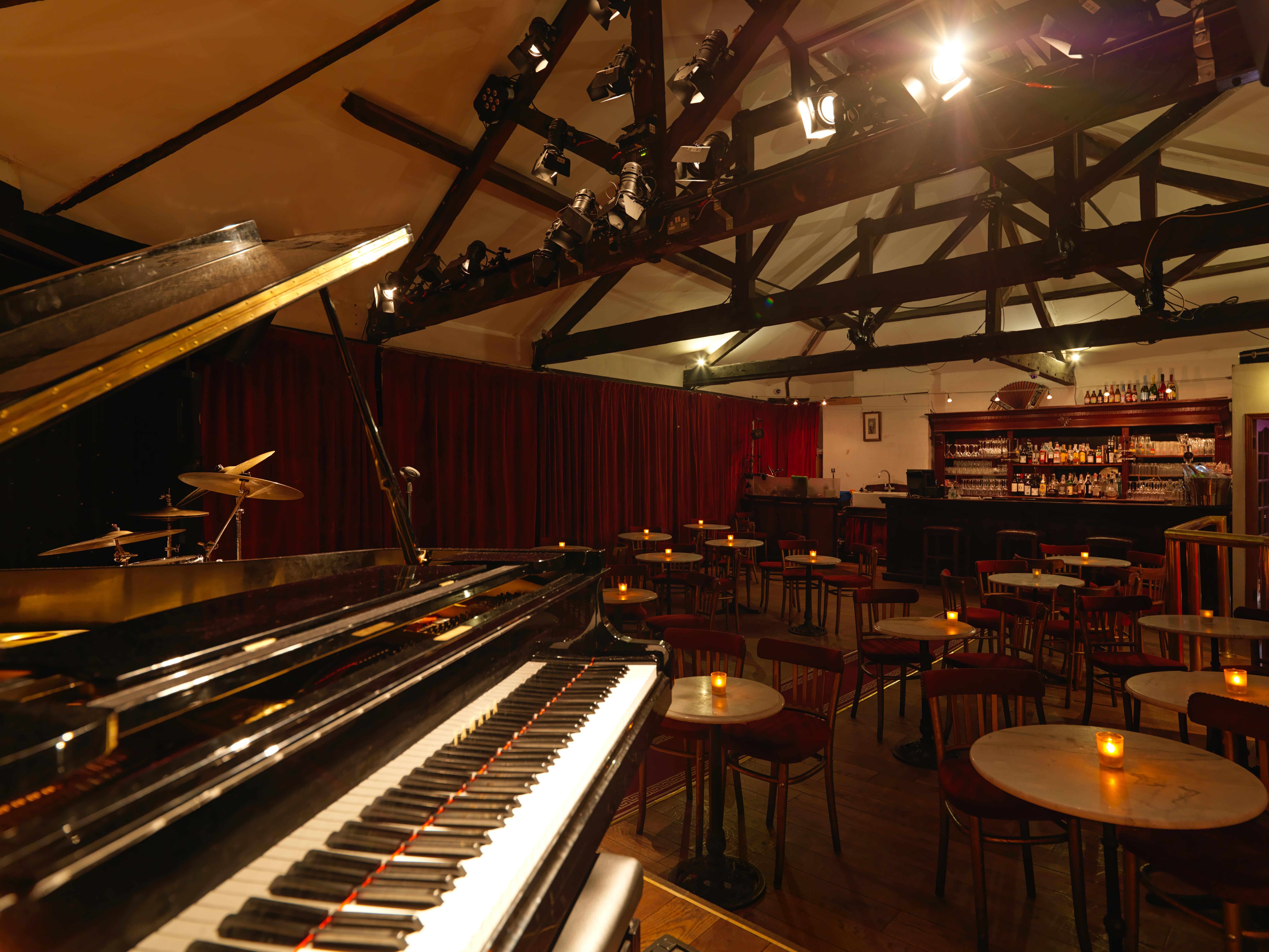Piano Practice Rooms