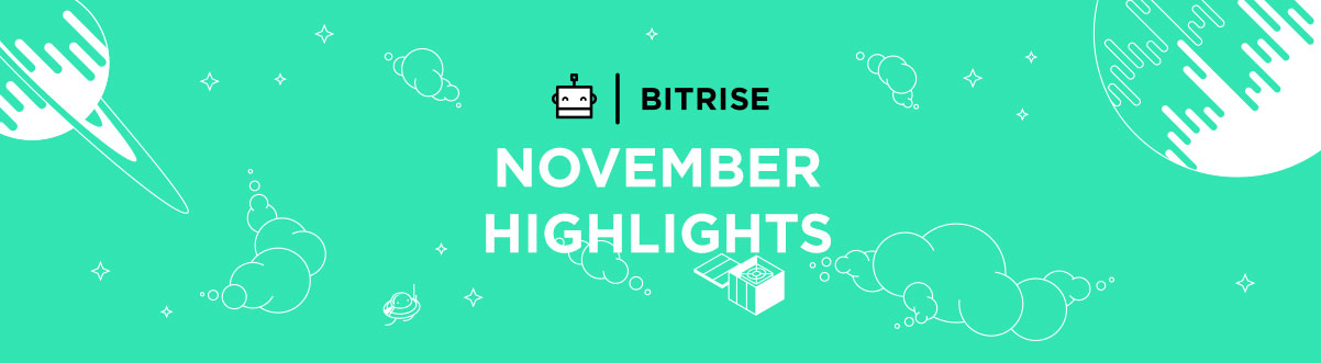 November highlights and tidbits