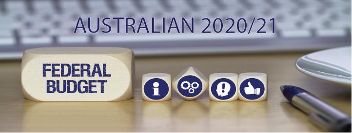 Australian 2020/21 Budget TGL Impact Logistics Budget