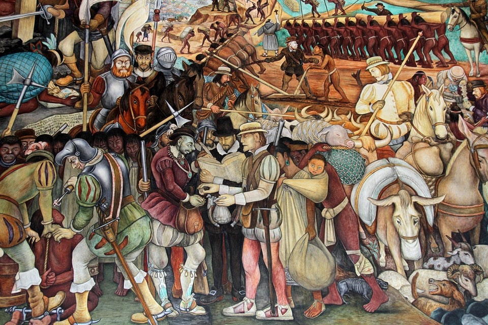 Diego Rivera murals will add color to any Mexico City itinerary