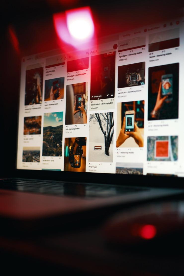 social wall app for marketing