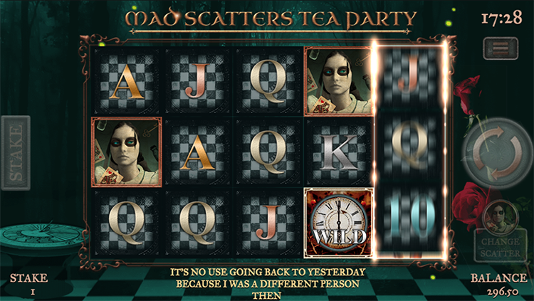 Mad Scatter's Tea Party