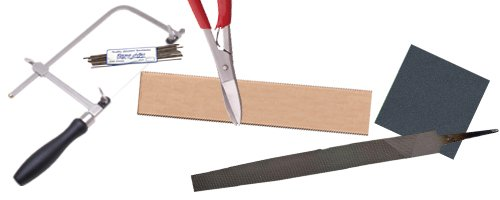 Filing and sanding tools